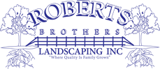 Roberts Brothers Landscaping Inc. Logo